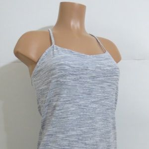 ⭐For Bundles Only⭐Lululemon Top Tank Gray/White 10